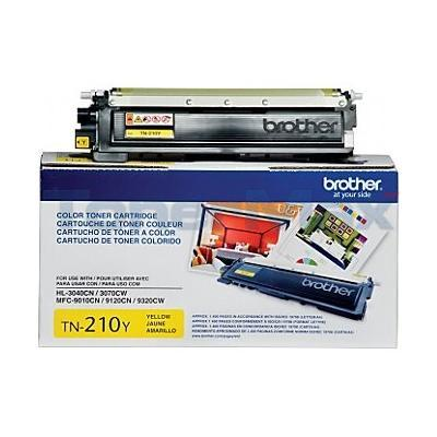 BROTHER MFC-9010CN TONER CARTRIDGE YELLOW